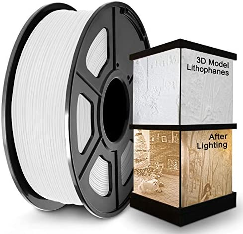 PLA 3D Printer Filament 1 75mm SUNLU PLA Filament PRO Dimensional Accuracy 0 02 mm 1 kg Spool product image