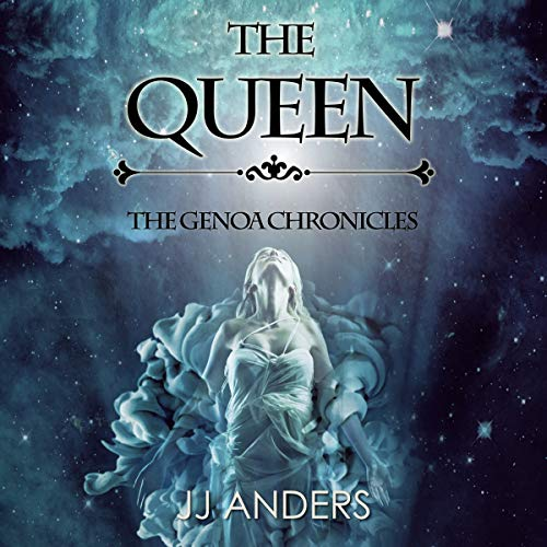 The Queen Audiobook By JJ Anders cover art