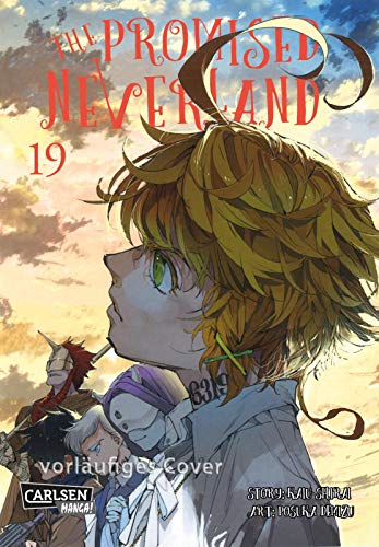 The Promised Neverland 19: Ein emotionales Mystery-Horror-Spektakel!