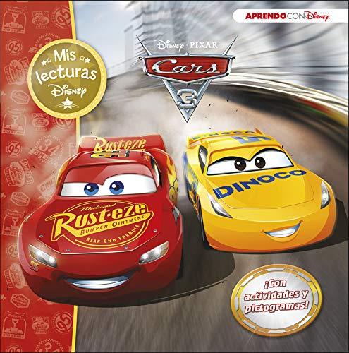 Cars 3 (Mis lecturas Disney): Con pictogramas y actividades