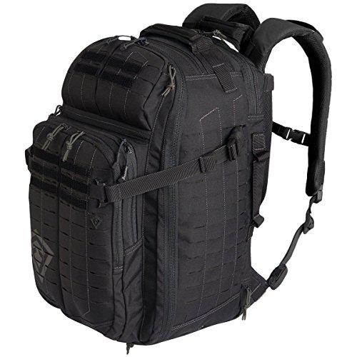 First Tactical Tactix 1-Tage-Rucksack, Unisex-Erwachsene, schwarz, 1SZ