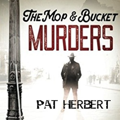 The Mop & Bucket Murders audiobook cover art