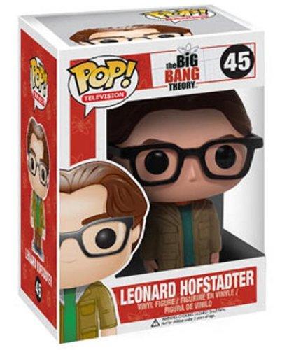 Funko 3257 Big Bang Theory Leonard Hofstadter Pop Vinyl Figure