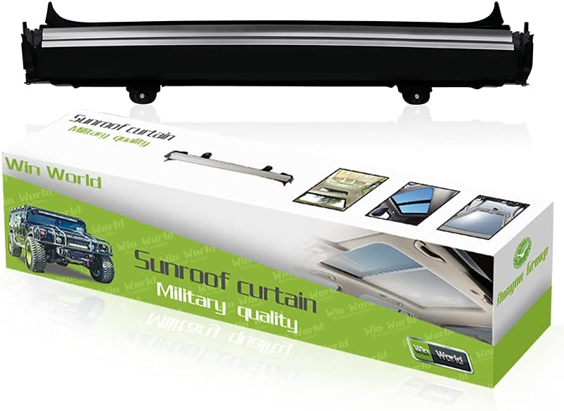 Car unisex Selling and selling Sunroof Sunshade Curtain Assembly Protect Sun Breathable