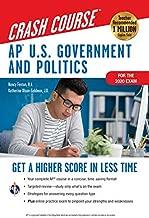 AP® U.S. Government & Politics Crash Course, Book + Online: Get a Higher Score in Less Time (Advanced Placement (AP) Crash Course)