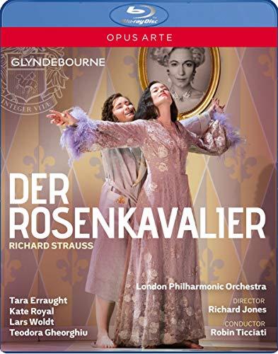 Strauss: Der Rosenkavalier (Glyndebourne Opera House 2014) [Blu-ray]