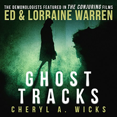 Ghost Tracks audiobook cover art