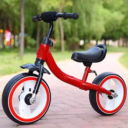 XTXZL Carro de Equilibrio Infantil Bicicleta Antideslizante para niños de Dos Ruedas para Autos de yo 1-3-6 años en Bicicleta