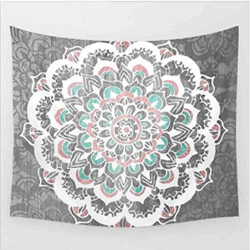 generieke tapijt Decoratieve Mandala Wandtapijt Opknoping Hippie Gooi Bohemia Dormitory Bed Cover Tafelkleed Gordijn 150 * 130cm