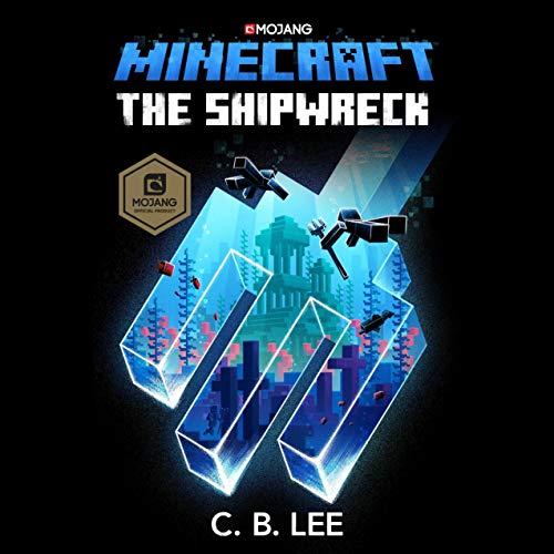 Couverture de Minecraft: The Shipwreck