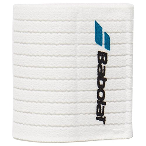 Babolat Strong Wrist, Protezione Tennista Unisex – Adulto, Bianco, Taglia Unica