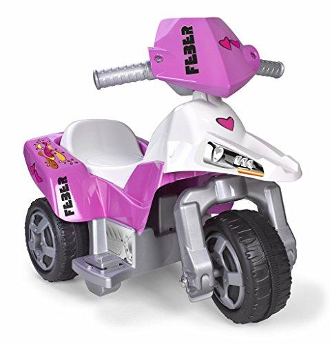 FEBER - Trimoto Sweety 6 V Triciclo (Famosa 800009608)