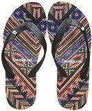 Desigual Shoes (Lola_Mexican), Tongs Femme, Noir (Negro 2000), 40 EU