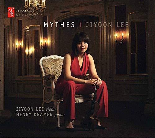 Mythes - Werke für Violine & Klavier von Strawinsky, Bartok u.a.