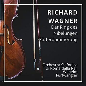 Richard Wagner : Der Ring des Nibelungen - Götterdämmerung (Scala 1950)