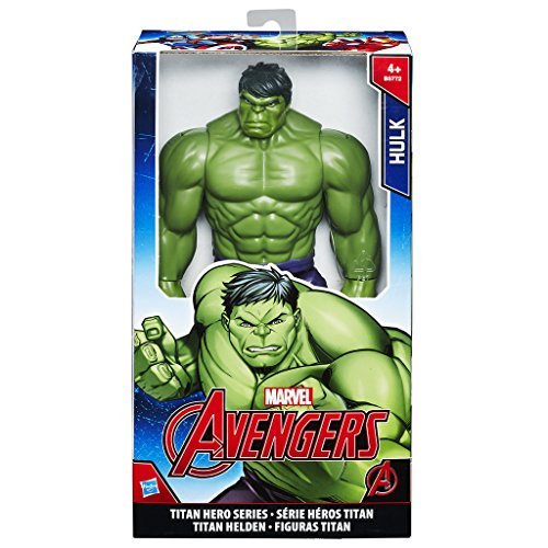 Avengers Marvel Figura Titan Hulk (Hasbro B5772EU6)