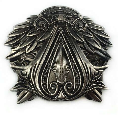 Assassin's Creed Brotherhood Metall-Gürtelschnalle