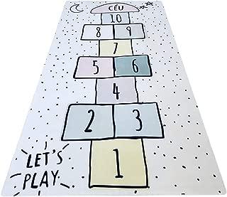 Kids Hopscotch Floor Rug Mat 63