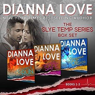 Slye Temp Romantic Suspense Series Box Set audiobook cover art