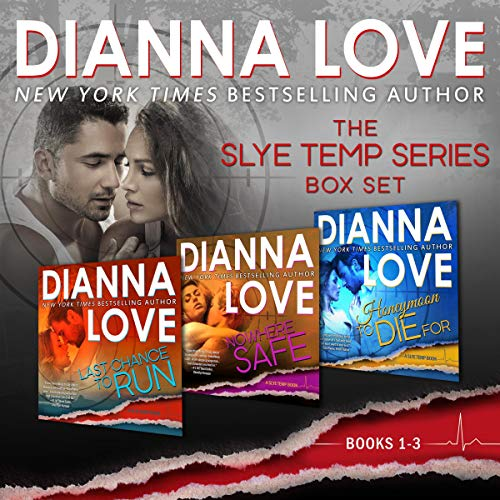 Slye Temp Romantic Suspense Series Box Set cover art