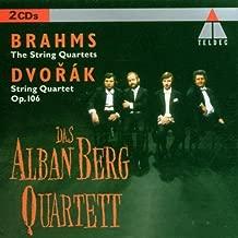 Brahms: The String Quartets / Dvor??k: String Quartet, Op. 106 by Brahms (1994-09-06)