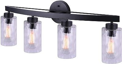 Amazon.com: 8 W 16.4 inch LED luz de mueble de espejo de ...