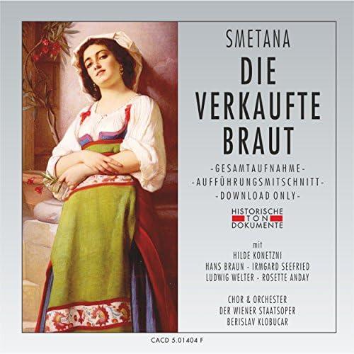 Chor der Wiener Staatsoper, Orchester der Wiener Staatsoper & Berislav Klobucar