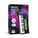 MAGIX Music Maker 2018 Performer Edition - Software De Producción De Música, PC, DVD-ROM
