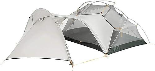 2 Personnes Camping Tente de Plage tentes abri du Soleil imperméable pour Les Sports de Plein air randonnée Voyage rainfly
