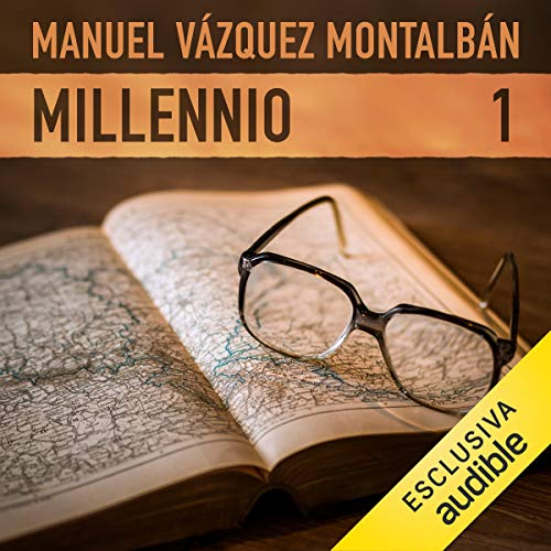 Millennio 1 audiobook cover art