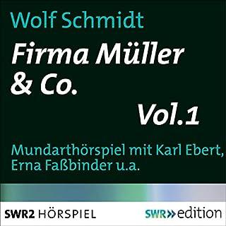 Firma Müller & Co. 1 Titelbild