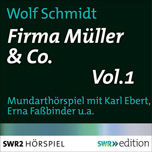 Firma Müller & Co. 1 audiobook cover art