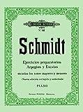 Ejercicios preparatorios Arpegios y Escalas, Op.16: En todos los tonos mayores y menores