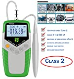 VTSYIQI Tesla Meter Permanent Magnet Gauss meter Gaussmeter Fluxmeter Surface Magnetic Field Tester with 2% Accuracy