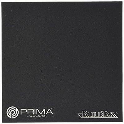 3D Prima BT65X65 BuildTak Print Surface, 165 mm x 165 mm