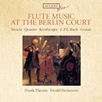 Musique Pour Flute a La Cour De Ber