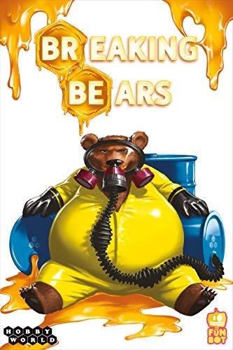 Funbot Breaking Bears Brettspiel deutsch