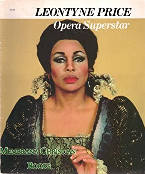 Paperback Leontyne Price: Opera Superstar (Picture-Story Biographies) Book