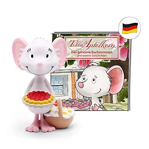 tonies Hörfiguren für Toniebox - Tilda Apfelkern - Das geheime Kuchenrezept und weitere Geschichten - ca. 58 Min. - Ab 3 Jahre -DEUTSCH