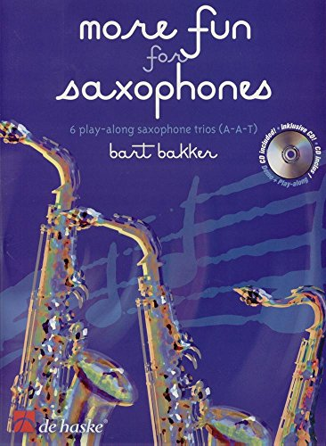 More Fun for Saxophones
