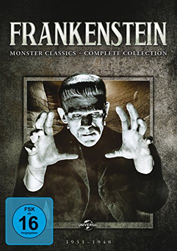 Frankenstein: Monster Classics - Complete Collection [6 DVDs]