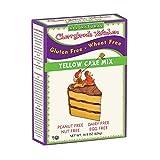 Cherrybrook Kitchen Gluten Free Yellow Cake Mix, 16 oz (Pack of 6)