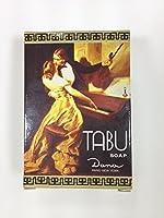 Tabu Soap by Dana 3.17oz ( 90g )