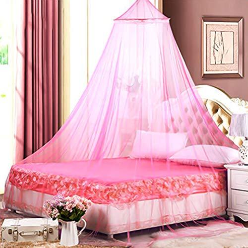 Mosquitera, Universal Dome Malla de mosquitera,Rosa