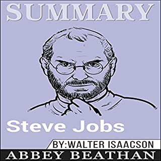 Summary: Steve Jobs audiobook cover art