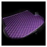 Custom Fit estera maletero del coche Fit for Audi A3 A1 todos los modelos A8 A5 A6 A7 A4 Q3 Q5 Q7 S3 S5 S6 S7 S8 R8 TT SQ5 SR4-7 estilo del coche, Boot Liner for el COCHE Alfombrilla trasera impermeab