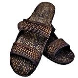 J-Slips Hawaiian Jesus Sandals in 7 Cool Colors Unisex Kids and Women (Kona W10)