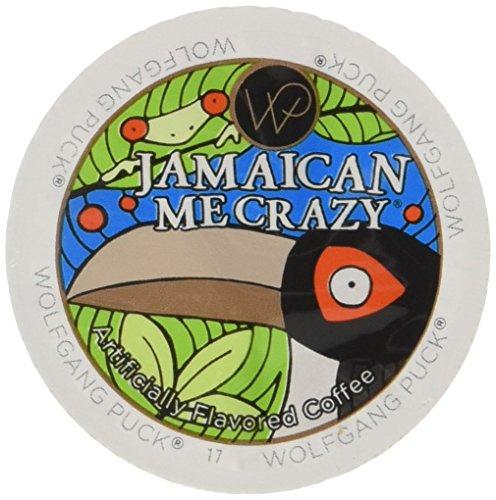 Wolfgang Puck جامايكا لي كريزي بنكهة قهوة للبيع