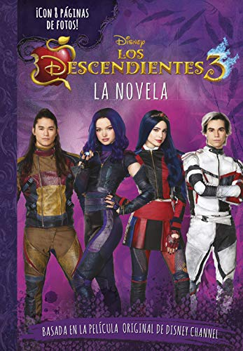 Los Descendientes 3. La novela: Narrativa