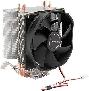 オウルテック マルチCPUクーラー【斬】 サイドフロー 100mmファン搭載 マルチソケット対応 Intel AMD TDP95Wまで対応 全高130mm コンパクト 1年間保証 OWL-CPUC01